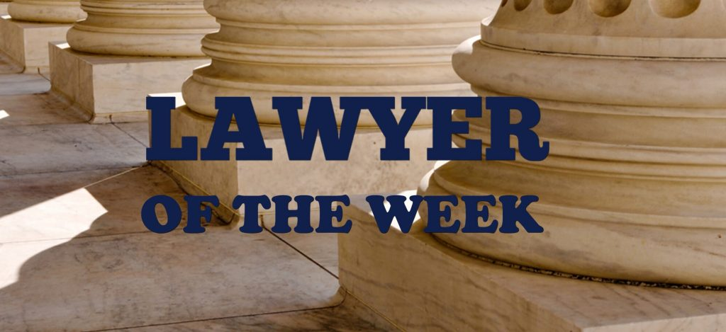 Lawyer of the Week, Episode 2, Jacksonville, Florida