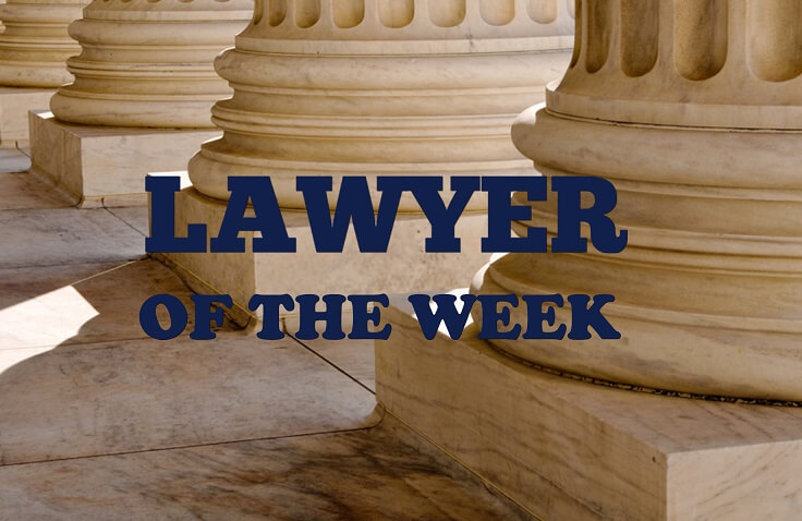 The Lawyer of the Week Episode 5,  Hong Kong